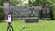 3D Scanning Preserves Historical Monument for U.S. Navy