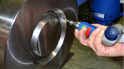 On-Machine Part Inspection with Portable CMM