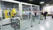 Zeiss Open Car Body Automated Inspection Centre in Michigan