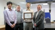 First UK Aerospace Supplier Nadcap Accreditation for Measurement and Inspection