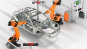 AirTrack Laser Scanning Robot Offers Automated Production Metrology Solution