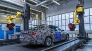 Fully-Automated Optical Measuring Technology Generates Vehicle 3D Data
