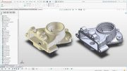XTract3D Solidworks Add-in for Reverse Engineering and Mesh Processing