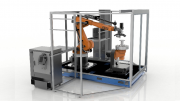 Robot 3D Printing Incorporates Integrated Part Inspection