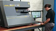 Slyvac Scan 52 Optical Inspection Systems Improved Productivity at Technoset