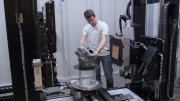 TEC Eurolab Install 450kV Large Duel Detector CT System