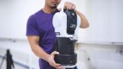 API Launch Compact Budget Wireless Laser Tracker