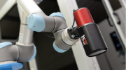 Collaborative Robot Vision Inspection Cell For Critical Quality Checks