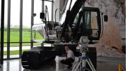 FARO Laser Tracker Aids JCB Jig & Fixture Calibration