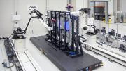 Volkswagen Install Optical Measuring Room of The Future