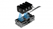 Cylinder Head Volume Checker Uses Smart 3D Sensors