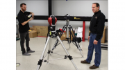 API Adds Brunson's KinAiry System to Laser Tracker Certification Arsenal