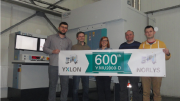 600th Standard Yxlon X-Ray Inspection System Checks Porosity