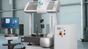 High Throughput & Accuracy Laser CMM Solution for Aerospace Blade Inspection