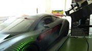 Super Car Development Benefits From 3D Scanning