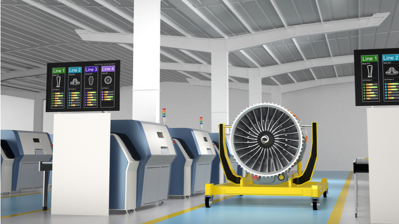 Smart Manufacturing Lab Launched To Develop Future Aerospace