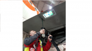 easyjet implement dentCHECK Making Aircraft Dent Mapping Easy