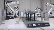 Robotic Optical Car Body Inspection at State of the Art VW Plant – Video