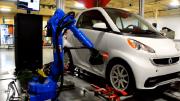 Robotic LaserGauge Gap and Flush Measurement System Delivers Accurate Measurements