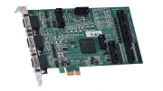 New Compact PCIE PC CMM Controller Offers Stepper Channels