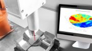 Nanometer Laser Measuring System Inspects Surface Quality Parameters Inline