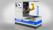 Automated Robotic Inspection System Provides Fast 3D Production Part Measurements