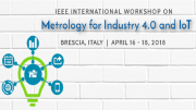 Metrology for Industry 4.0 and IoT Symposium