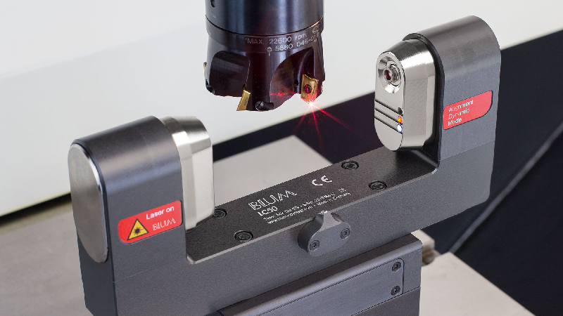 Laser Tool Measuring System For Cnc Machine Tools