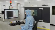 Nikon Metrology Production Line Semiconductor Devices X-Ray Checks