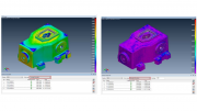 3D Scanning Provides Morphed CAD Model Allowing Higher Accuracy 3D Metal Printing