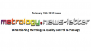 Metrology Newsletter February 19th 2018
