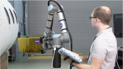 Robotic Inspection To Allow Safer & More Cost Effective Aircraft Manufacturing Processes