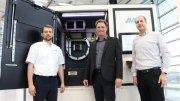 Robotic Visual Inspection System Undergoes Testing at Factory 2050