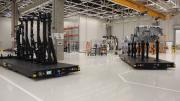 Autonomous Fixture Plates Integrate Advanced Measuring Room