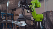 Fenceless Collaborative Robot 3D Scanning Cell