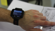 Industrial Smart Watch Integrates Humans with IIoT -Industry 4.0