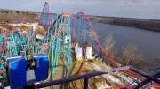 3D Scanning Technology Aids Roller Coaster Maintenance and Accident Prevention