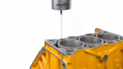 Probing System Provides Integrated Machine Tool Surface Measurement