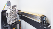 Compact CT System Equipped With Newly Developed Line Detector