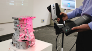 SHINING 3D Launch First Wireless FreeScan Handheld 3D Laser Scanners