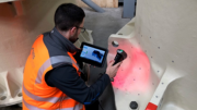 Portable HandyScan 3D Scanner Increases Reverse Engineering Efficiencies