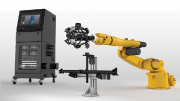 Creaform Expand West Coast Operation Incorporating Robot Calibration Service