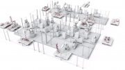 Digital Twin to Drive ABB Robot Replication Process