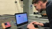 Wyler Blue System Enhances CMM Laser Calibration