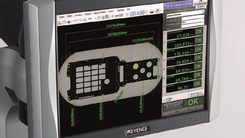 Keyence Vision System Training