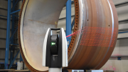 Metrology-Grade Scanning Laser Tracker Launched