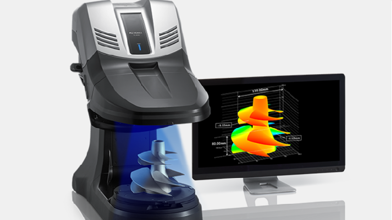 High Accuracy Color 3D Scanning CMM Launched – Metrology and