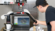 Master3DGage Arm Provides Shop Floor In-Process Inspection