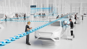 """Mercedes Benz """"Factory 56"""" Increases Production Flexibility and Efficiency"""