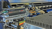 Laser Interferometer Verifies Tumpf TruMatic 700 Faster and More Accurately